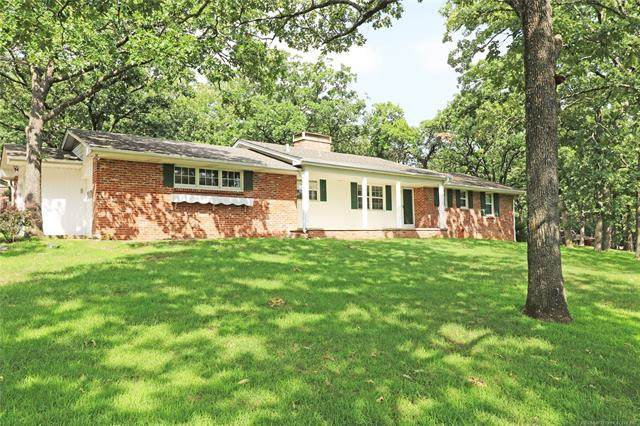 1325 Ridgewood Road, Bartlesville, OK 74006 (MLS #2023244) :: Hopper Group at RE/MAX Results