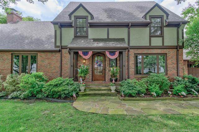 1443 Valley Road, Bartlesville, OK 74003 (MLS #2023258) :: Hopper Group at RE/MAX Results