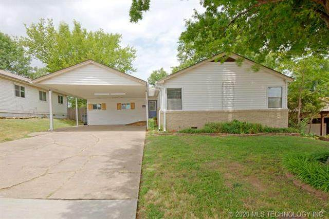 5723 E 31st Street, Tulsa, OK 74135 (MLS #2023297) :: Hopper Group at RE/MAX Results