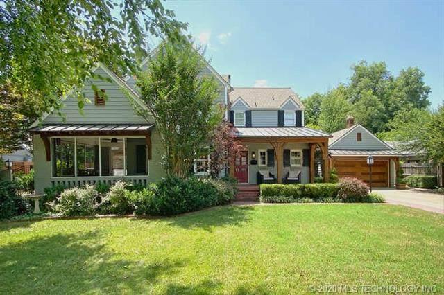 3148 S Victor Avenue, Tulsa, OK 74105 (MLS #2023310) :: 918HomeTeam - KW Realty Preferred