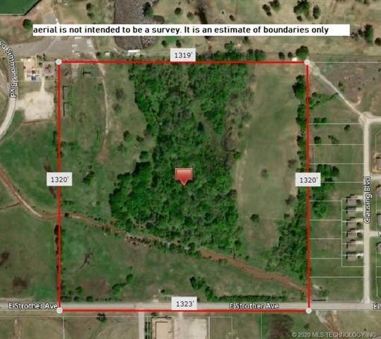 E Hwy 123, Seminole, OK 74868 (MLS #2023337) :: Hometown Home & Ranch