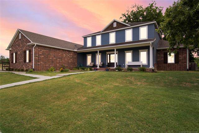 7952 N 71st East Avenue, Owasso, OK 74055 (MLS #2023371) :: Hopper Group at RE/MAX Results