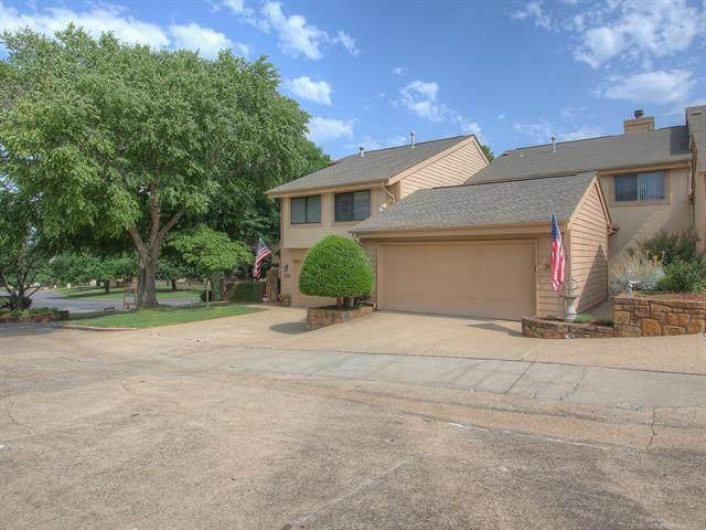 3034 E 85th Street #107, Tulsa, OK 74137 (MLS #2023400) :: 918HomeTeam - KW Realty Preferred