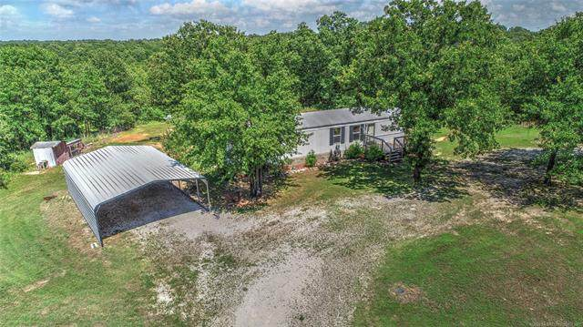 16085 N 103rd West Avenue, Skiatook, OK 74070 (MLS #2023423) :: Hopper Group at RE/MAX Results