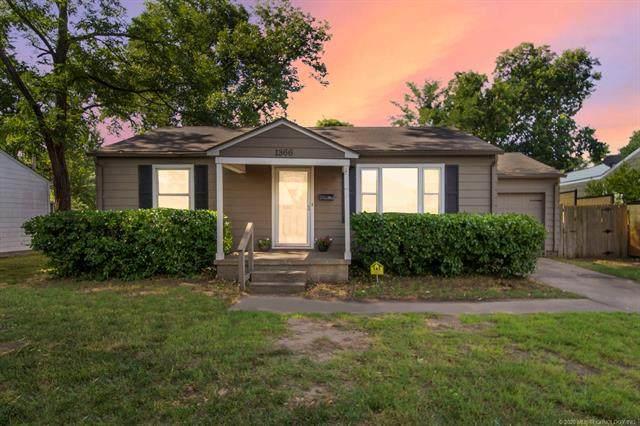 1366 E 44th Street, Tulsa, OK 74105 (MLS #2023531) :: 580 Realty