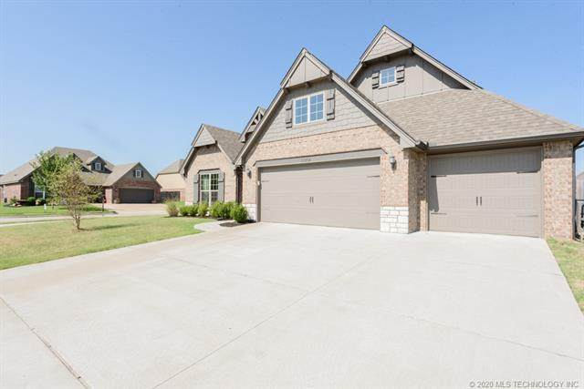 13314 S 20th Street, Bixby, OK 74008 (MLS #2023534) :: Hopper Group at RE/MAX Results