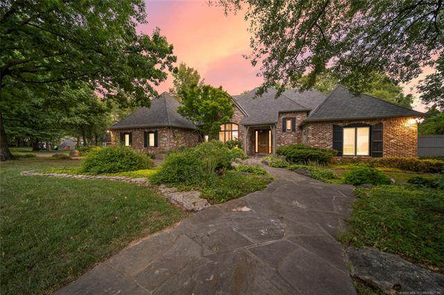 8511 S Canton Avenue, Tulsa, OK 74137 (MLS #2023547) :: Hopper Group at RE/MAX Results