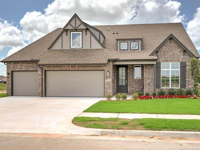 2036 E 138th Place, Bixby, OK 74008 (MLS #2023609) :: Hopper Group at RE/MAX Results