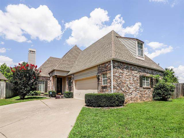 9149 S Florence Place, Tulsa, OK 74137 (MLS #2023612) :: 918HomeTeam - KW Realty Preferred