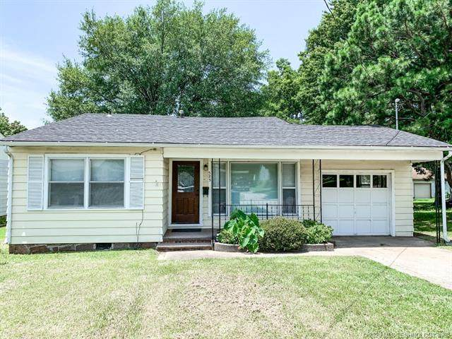 523 S 13th, Mcalester, OK 74501 (MLS #2023671) :: 580 Realty