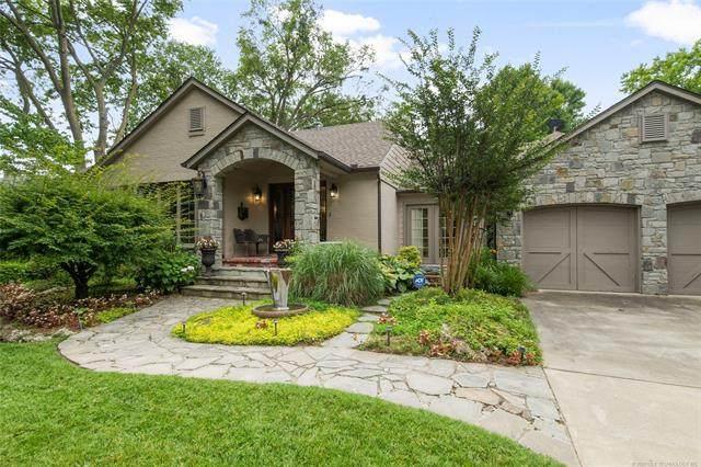 2798 E 44th Place, Tulsa, OK 74105 (MLS #2023673) :: 918HomeTeam - KW Realty Preferred
