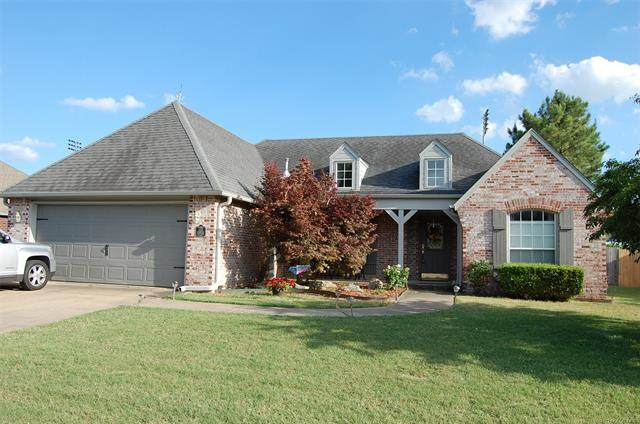 13110 E 88th Street North, Owasso, OK 74055 (MLS #2023709) :: Hopper Group at RE/MAX Results