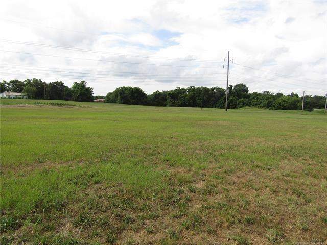 Choctaw Street, Tahlequah, OK 74464 (MLS #2023720) :: Active Real Estate