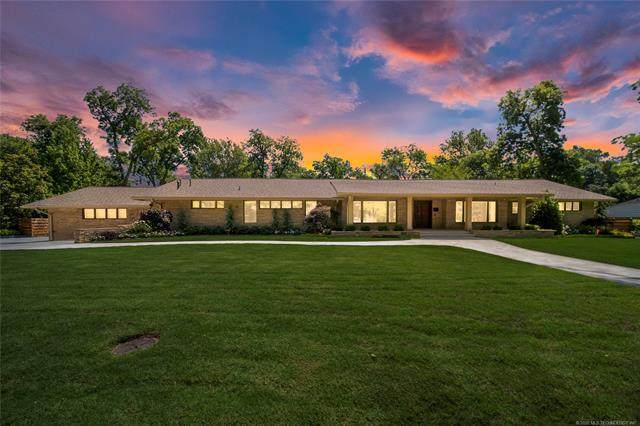 3405 S Florence Avenue, Tulsa, OK 74105 (MLS #2023787) :: 918HomeTeam - KW Realty Preferred