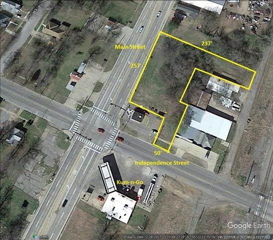 S Main Street, Muskogee, OK 74401 (MLS #2023789) :: 580 Realty