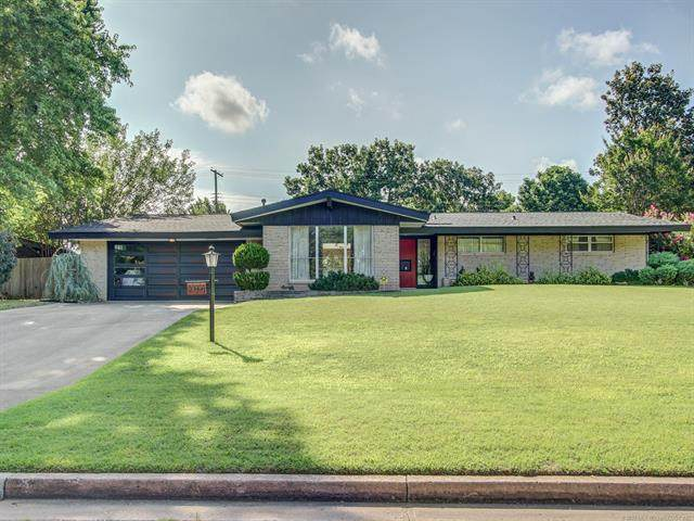 1727 S Erie Avenue, Tulsa, OK 74112 (MLS #2023815) :: 918HomeTeam - KW Realty Preferred
