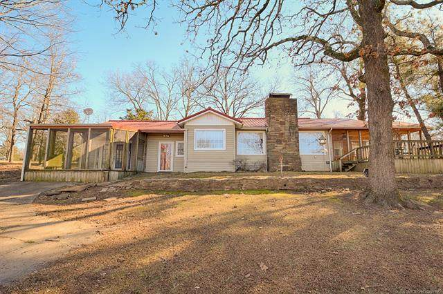 96136 E Sky Ridge Road, Gore, OK 74435 (MLS #2023894) :: Active Real Estate