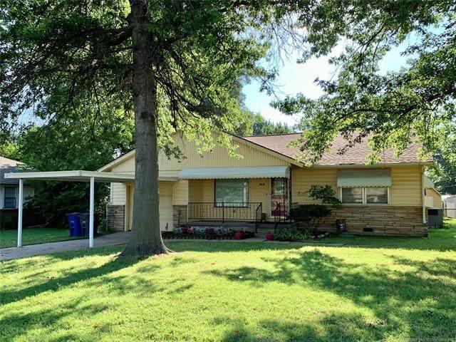 519 S Lakewood Avenue, Tulsa, OK 74112 (MLS #2023896) :: 918HomeTeam - KW Realty Preferred