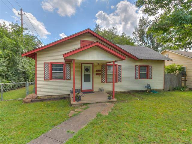 821 N 11th Street, Collinsville, OK 74021 (MLS #2023897) :: Hometown Home & Ranch