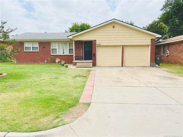 10920 E 3rd Street, Tulsa, OK 74128 (MLS #2023994) :: 918HomeTeam - KW Realty Preferred