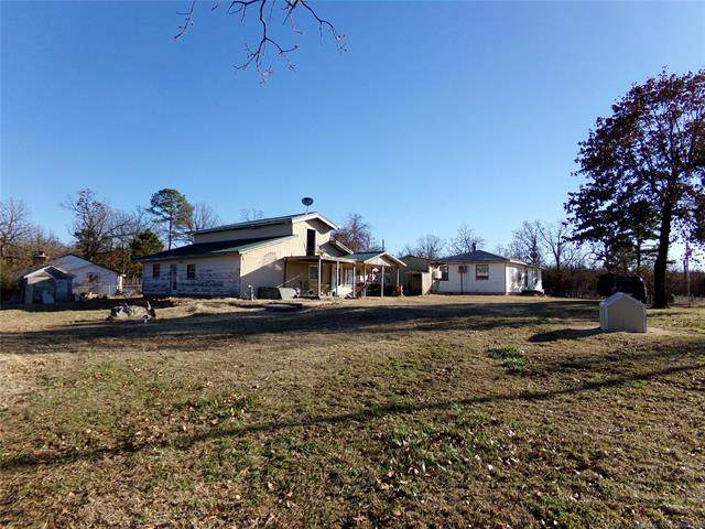 173 Rosalia Avenue, Eufaula, OK 74432 (MLS #2025047) :: Active Real Estate