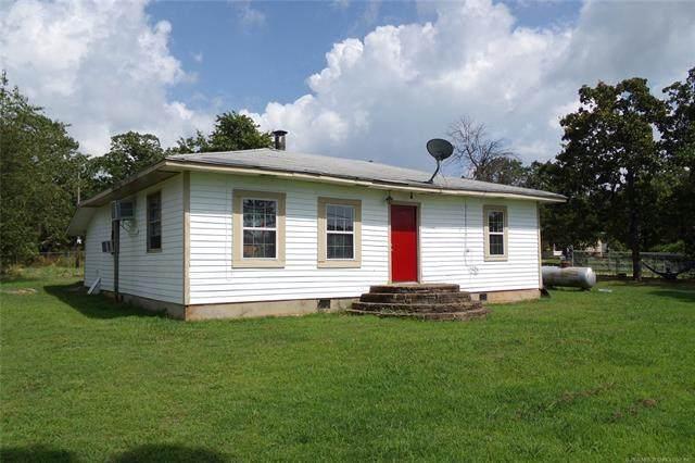 175 Rosalia Avenue, Eufaula, OK 74432 (MLS #2025085) :: Active Real Estate