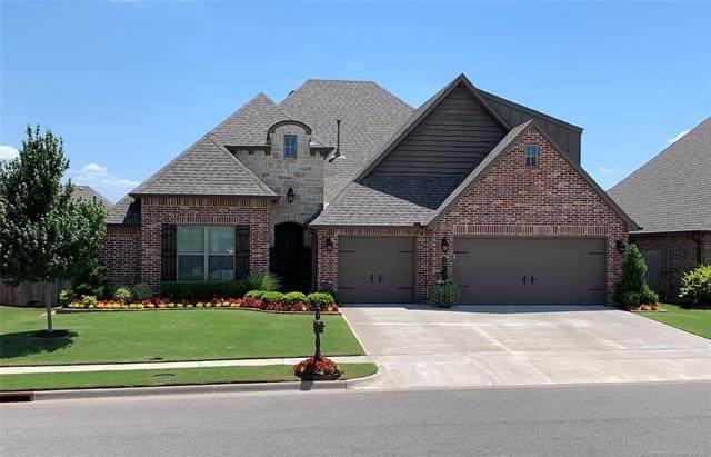 18612 E 45th Place S, Tulsa, OK 74134 (MLS #2025093) :: Hopper Group at RE/MAX Results