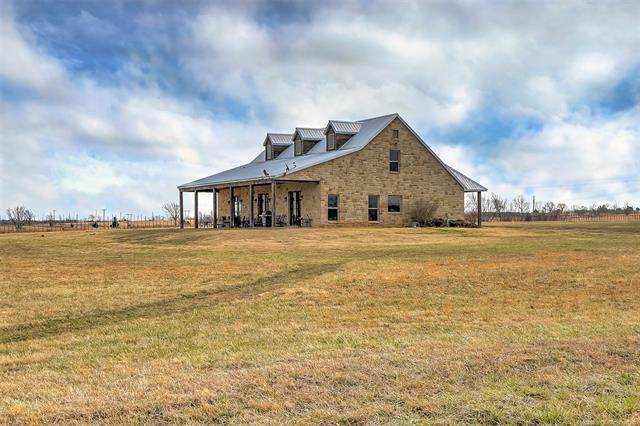 6039 W 88th Street North, Sperry, OK 74073 (MLS #2025172) :: Hopper Group at RE/MAX Results