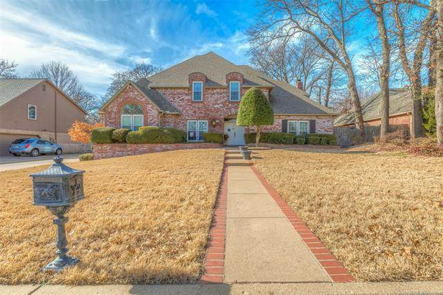 10248 S Canton Avenue, Tulsa, OK 74137 (MLS #2025178) :: Hopper Group at RE/MAX Results