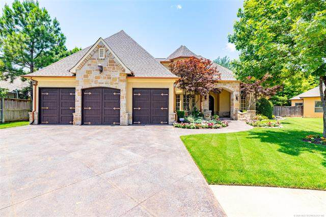11722 S Richmond Avenue, Tulsa, OK 74137 (MLS #2025186) :: Hopper Group at RE/MAX Results