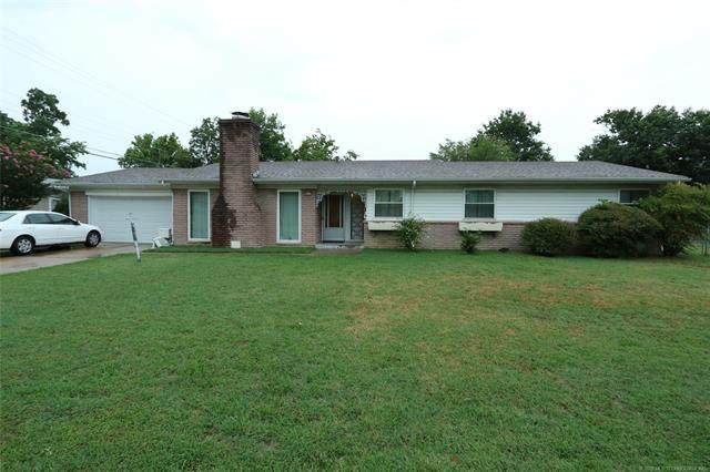 8577 E 32nd Place, Tulsa, OK 74145 (MLS #2025191) :: Hopper Group at RE/MAX Results