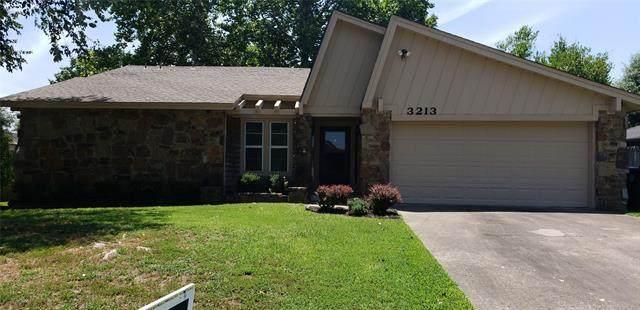 3213 Phoenix Drive, Muskogee, OK 74403 (MLS #2025210) :: Active Real Estate