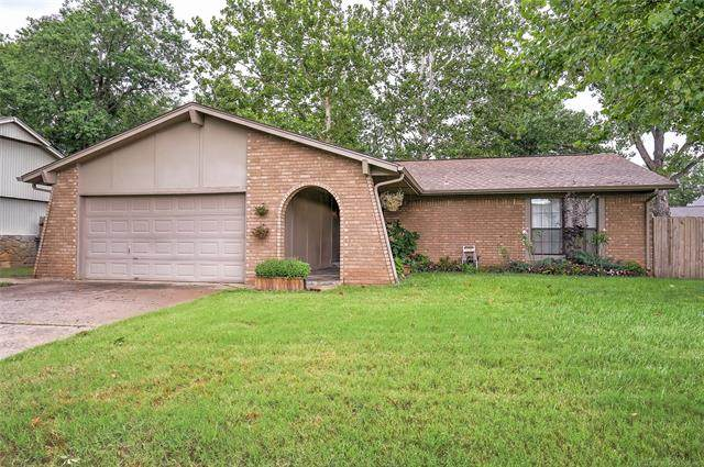909 N Holly Street, Jenks, OK 74037 (MLS #2025265) :: Hopper Group at RE/MAX Results