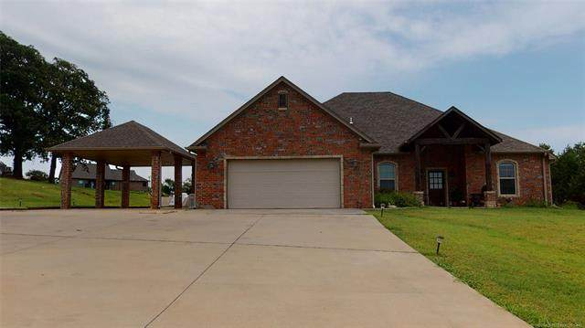321 Colton, Ada, OK 74820 (MLS #2025275) :: Active Real Estate
