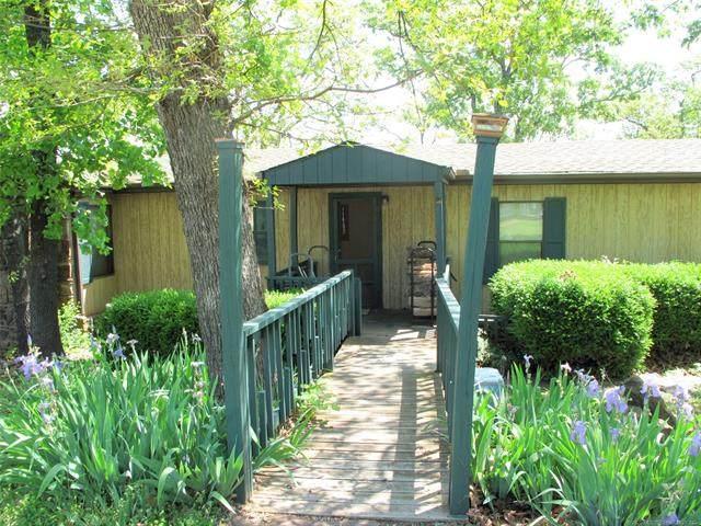18023 W Sugar Hollow Road, Park Hill, OK 74451 (MLS #2025303) :: Hometown Home & Ranch