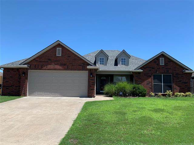 10755 E 121st Place N, Collinsville, OK 74021 (MLS #2025322) :: 580 Realty