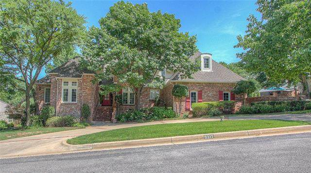 3317 E 96th Place, Tulsa, OK 74137 (MLS #2025368) :: Hopper Group at RE/MAX Results