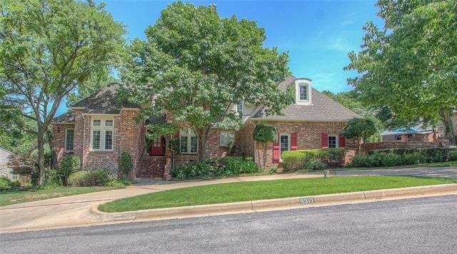 3317 E 96th Place, Tulsa, OK 74137 (MLS #2025368) :: Active Real Estate