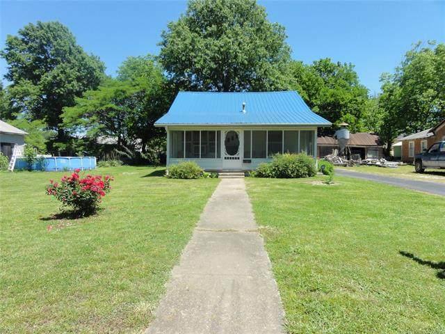 337 S Locust Street, Nowata, OK 74048 (MLS #2025386) :: Active Real Estate