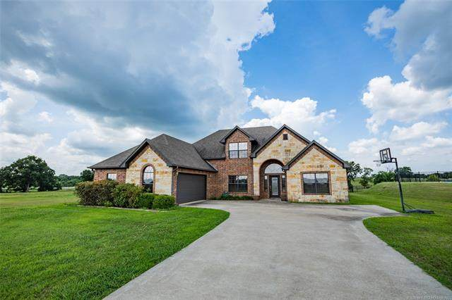 719 Silverado Drive, Durant, OK 74701 (MLS #2025506) :: Active Real Estate