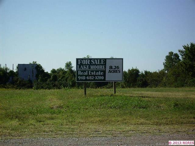 3205 E Shawnee Bypass, Muskogee, OK 74403 (MLS #2025549) :: RE/MAX T-town