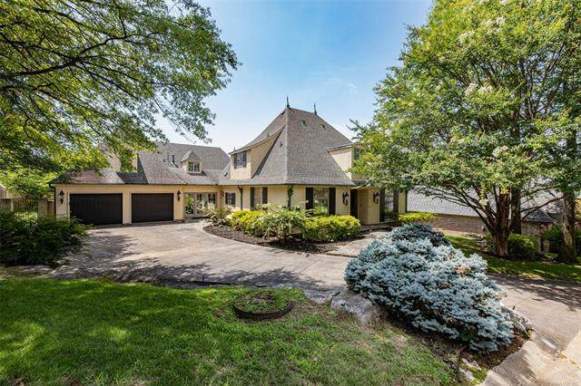 4034 S Xanthus Avenue, Tulsa, OK 74134 (MLS #2025708) :: Active Real Estate