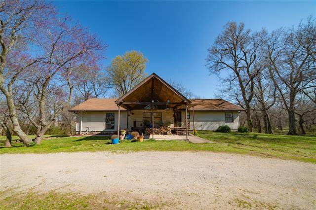 449756 E 290th Road, Afton, OK 74331 (MLS #2025737) :: 918HomeTeam - KW Realty Preferred