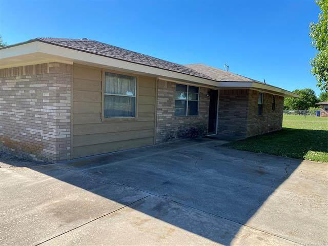310 N Main, Ada, OK 74820 (MLS #2025873) :: Active Real Estate