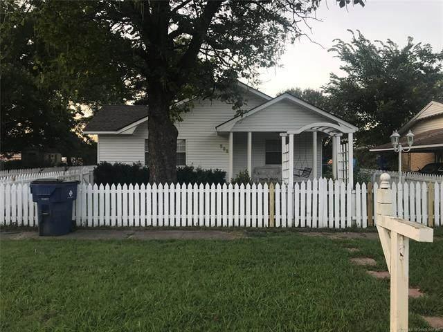 508 E Broadway, Allen, OK 74825 (MLS #2025920) :: Hometown Home & Ranch