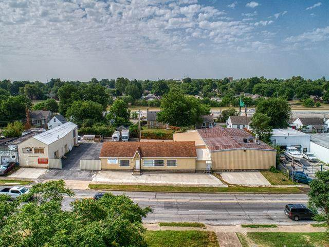 3112 E Admiral Place, Tulsa, OK 74110 (MLS #2025928) :: Active Real Estate