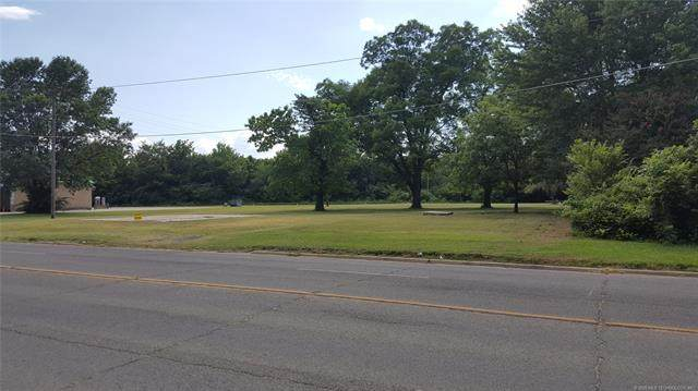 1202 S Mcquarrie Avenue, Wagoner, OK 74467 (MLS #2025974) :: 918HomeTeam - KW Realty Preferred