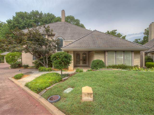 7534 S Gary Place, Tulsa, OK 74136 (MLS #2025981) :: Hopper Group at RE/MAX Results