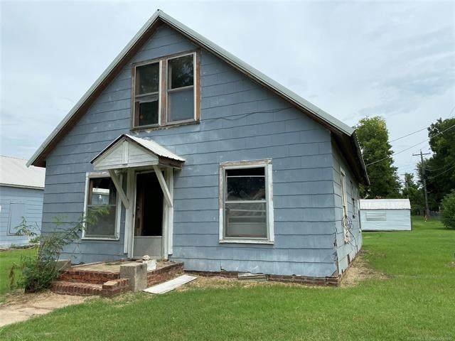 1020 E 13th Street, Okmulgee, OK 74447 (MLS #2026044) :: 918HomeTeam - KW Realty Preferred