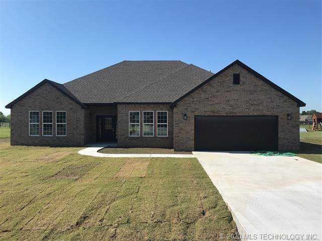 24 Dylan Drive, Inola, OK 74036 (MLS #2026067) :: Hometown Home & Ranch